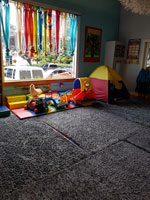 Newborn to 18 Months Play Area